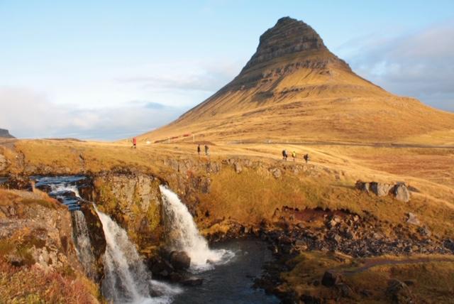 vakantie naar IJsland